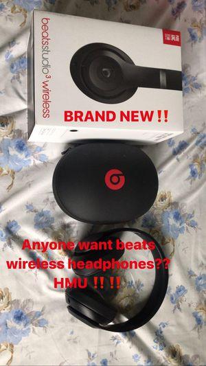 Beats studio3 wireless for Sale in Brooklyn, NY
