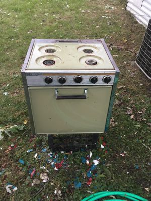 Ice house/camper stove for Sale in Blaine, MN