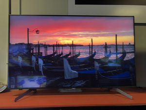 Sony 55 inch 4K tv 55xbr850G for Sale in Pasadena, CA