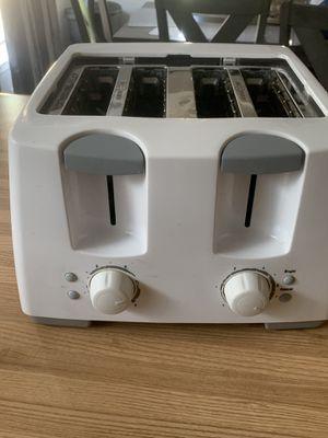 4 slice toaster for Sale in San Antonio, TX