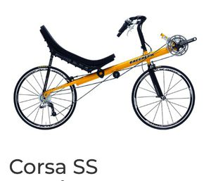 Recumbent Bike - Bacchetta Corsa SS 650c for Sale in St. Louis, MO