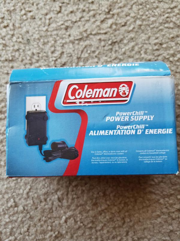 Coleman PowerChill-power supply Alimentation D'energie
