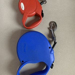 Flexi Retractable Dog Leash Lot 2 Mini Standard 3 for Sale in Chantilly, VA