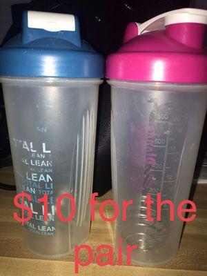 Blender bottles for Sale in Nuevo, CA