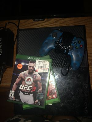 XBOX ONE, UFC, 2k20, XBOX ONE CONTROLLER for Sale in Tallahassee, FL