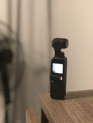 DJI Osmo pocket (4K stabilized video) for Sale in Honolulu, HI