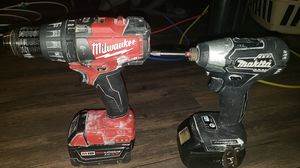 Drill and hammer drill for Sale in Phoenix, AZ
