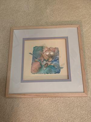 """Wall Art Room Decoration """"Romantic Sea Sculpt"""" for Sale in Addison, IL"""