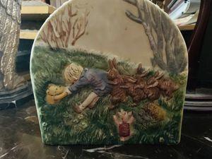 Vintage 1994 Classic Winnie the Pooh Night Lamp Ceramic Charpente -First Run Series for Sale in Tucson, AZ