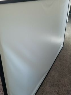 Projector Screen HD for Sale in Fresno,  CA