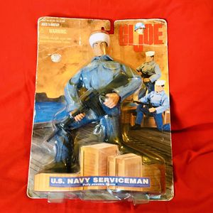 GI Joe Navy Serviceman (97) for Sale in Casa Grande, AZ