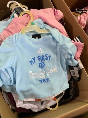 230 pc brand name kids / baby clothes for Sale in Dallas, TX