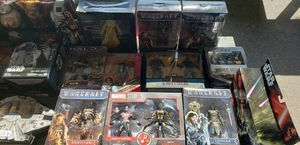 Collectible toys and action figures for Sale in Fort Myers, FL