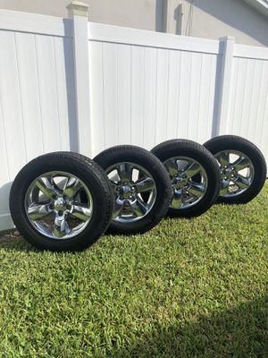 Dodge Ram 1500 Goodyear Wrangler Tires & Rims for Sale in Miami, FL