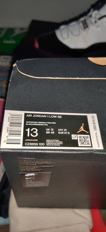 Air Jordan 1 Low Nothing But Net