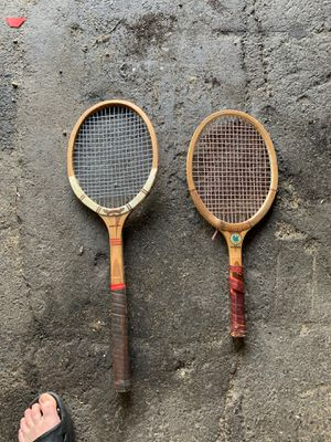 Vintage Tennis Rackets for Sale in Bensenville, IL