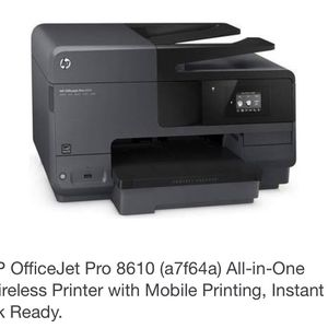 HP Officejet 8610 All-in-one Printer for Sale in Eastvale, CA