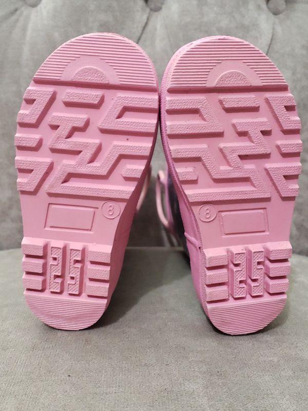 Little Girls Carter's Rain Boots