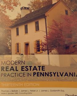 Real Estate PRACTICE BOOK for Sale in Pittsburgh,  PA
