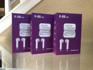 K88 Wireless earbuds for Sale in Elk Grove, CA