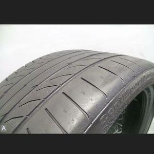255 35 19 Continental ContiSportContact 5 Run Flat w/55% Tread 4/32 96Y #7143 for Sale in Miami, FL