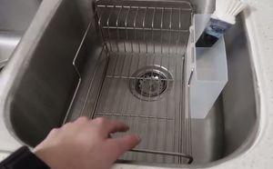 Dish Drying Rack & Sponge Holder For Home Decor Kitchen for Sale in Spring, TX