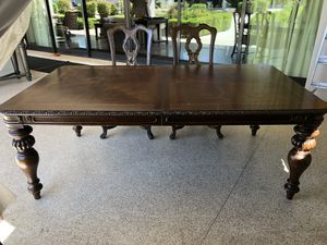 Formal Dining Table for 6 for Sale in Paradise Valley, AZ