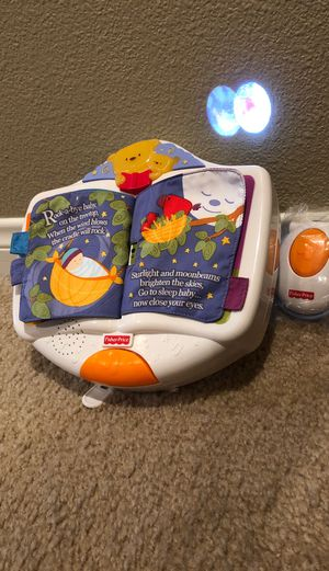 Crib Nighttime Music/Projector for Sale in Winchester, CA
