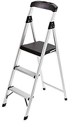 Gorilla 3 step ladder for Sale in Oakbrook Terrace, IL