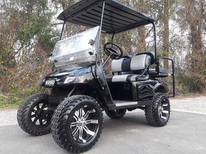 LIFTED GOLF CART , FREE DELIVERY !!, $3,900 for Sale in Mount Pleasant, SC