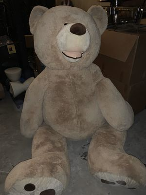 Giant teddy bear for Sale in Bellevue, WA