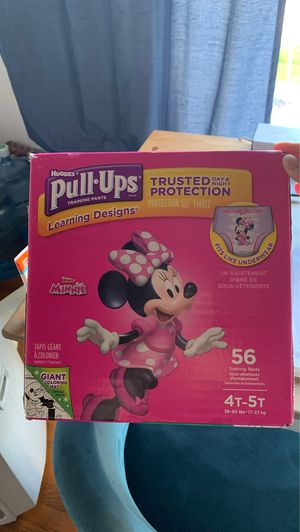 Huggies Pull ups NIB for Sale in San Diego, CA
