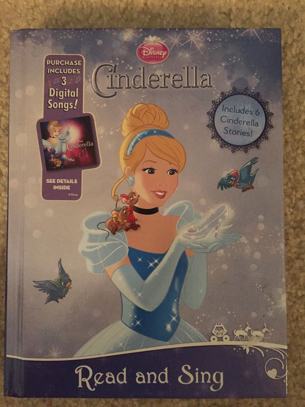 Cinderella read and sing