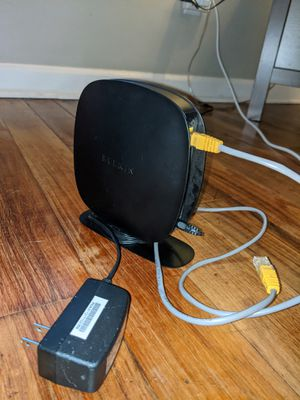 Belkin N150 Wireless Router for Sale in Portland, OR