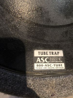 Asc bass trap (bass tube) (2 available) for Sale in Brentwood, TN