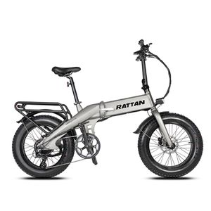 "Rattan XL ""fat tire"" folding electric bike for Sale in Las Vegas, NV"
