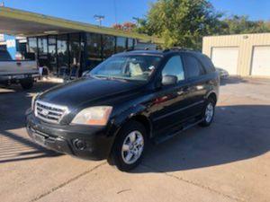 """07"" Kia Sorento low mileage clean inside for Sale in Bellaire, TX"