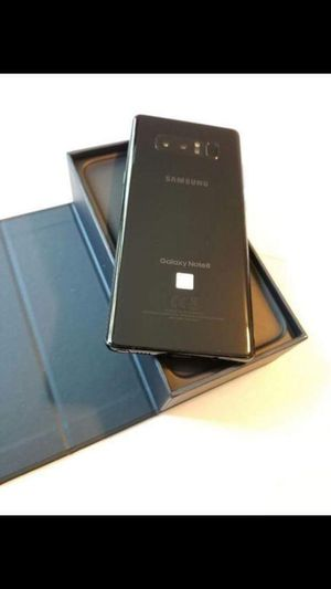 "Samsung Galaxy Note 8 Factory Unlocked Excellent Condition ,aS liKE AlmoSt ""nEW"" for Sale in Springfield, VA"