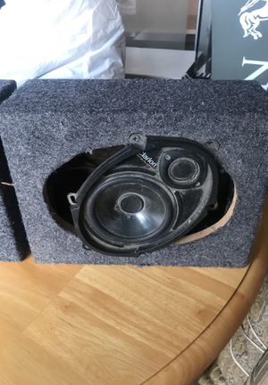 Clarion Pro Audio Speakers & Box $25 Each for Sale in Los Angeles, CA