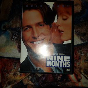 Nine Months dvd for Sale in Chicago, IL