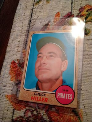 1968 Topps Baseball Cards Lot for Sale in Port Richey, FL