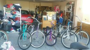 Man and girls bikes for Sale in Phoenix, AZ