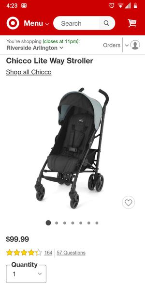 Chicco stroller for Sale in Highland, CA