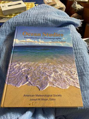 Ocean studies book second edition for Sale in Redondo Beach, CA