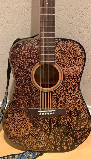Fender Acoustic Guitar for Sale in Canyon Lake, TX