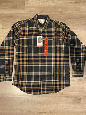 Men's Flannel Size: Medium Brand New! MAKE AN OFFER !!! for Sale in North Highlands, CA