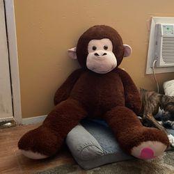 Giant Stuffed Monkey for Sale in San Angelo,  TX
