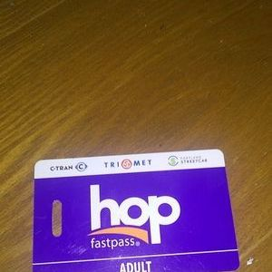 New $100 Hop Bus Pass for Sale in Portland, OR