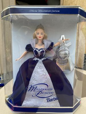 Millennium Princess Barbie 2000 for Sale in Roseville, CA