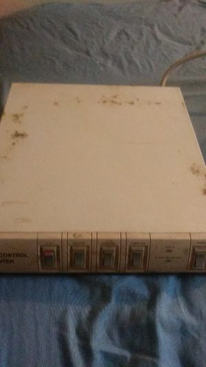 Power control center for desktop for Sale in Portland, OR
